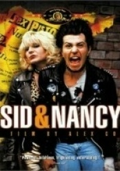 plakat: Sid i Nancy